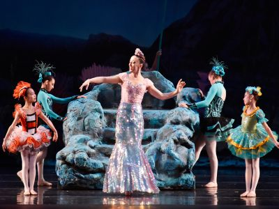CANCELLED Ballet Theatre of Ohio presents The Little Mermaid