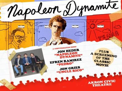 Napoleon Dynamite - NEW DATE