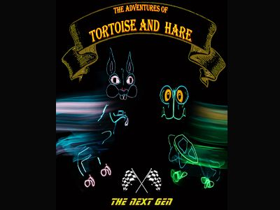 Lightwire Theatre presents The Adventures of Tortoise and Hare