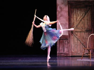 Cinderella - The Ballet presented by Ballet Theatre of Ohio